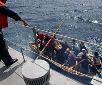 la mer Méditerranée aurait englouti 5000 « harragas »