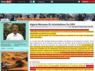 Algerie:APRES 13 ANNES DE LUTTE L'INNOCENCE TRIOMPHE …