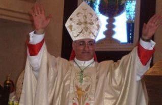 La messe de Noël célébrée par l'archevêque d'Alger